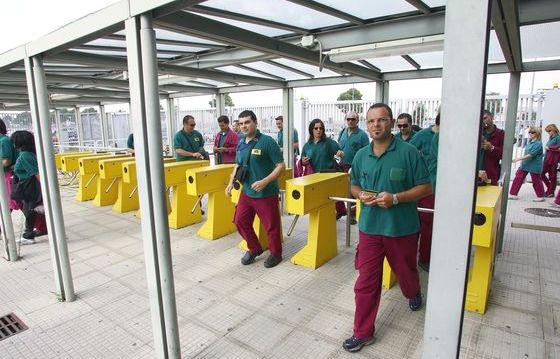 Melfi, Fca riduce il lavoro. 5.857 in solidarietà