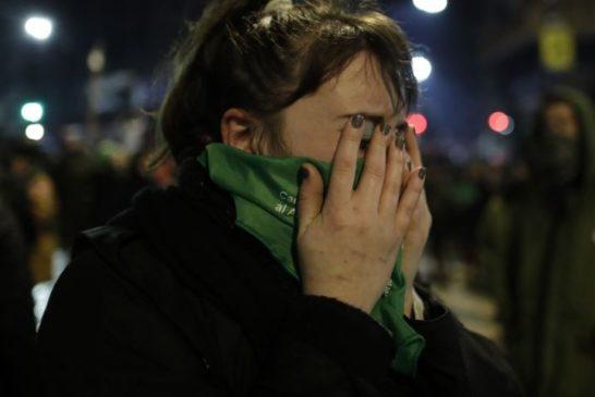 La rabbia delle donne argentine ultima