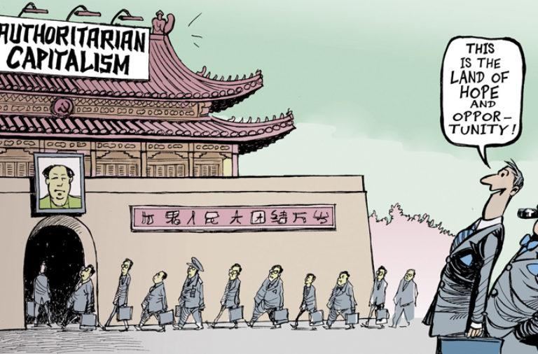 Zibechi: la Cina, l'imperialismo prossimo