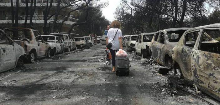 Perché brucia quel pezzo di Grecia