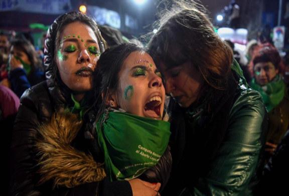 Argentina: il senato rigetta la legge sull'aborto