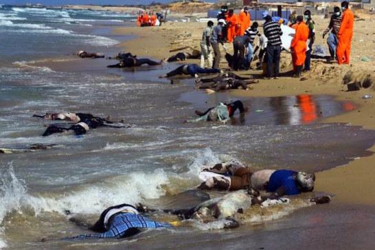 Mediterraneo, partono in pochi, muoiono in tanti