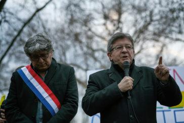 Macron fa perquisire Mélenchon e i suoi