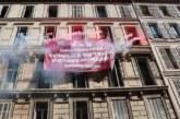 Aquarius, assalto fascista alla sede di SOS Mediterranée