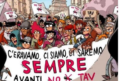 Ancora denunce sul movimento No Tav che prepara l'8 dicembre