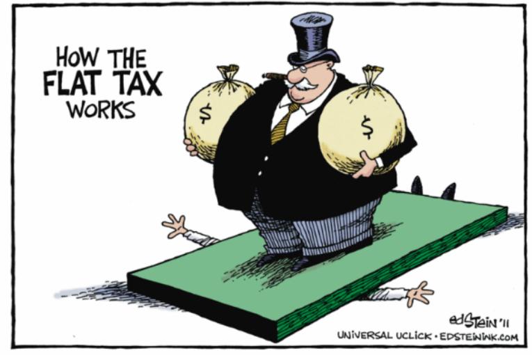 Tutto quello che si deve sapere sulle tasse. Lo stato fiscale in una libreria