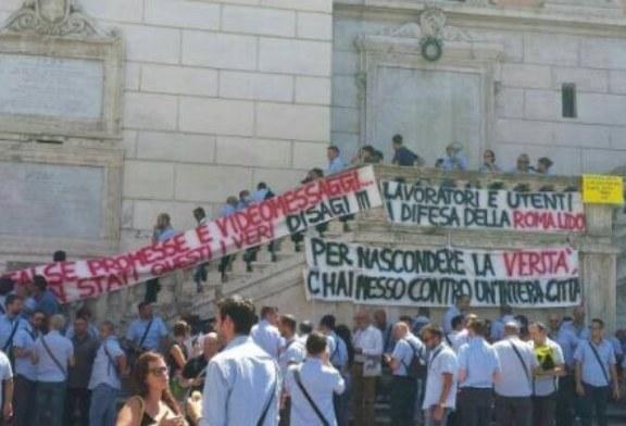 Atac ai privati? Parlano i lavoratori di Genova e Firenze