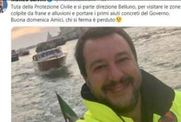 Salvini e gli infami