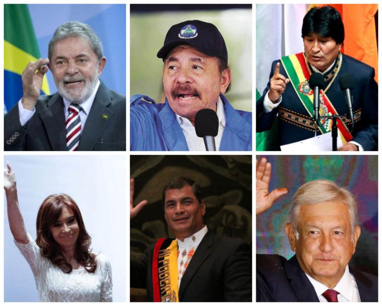 Ortega, Macrì, Bolsonaro: que pasa in LatinoAmerica