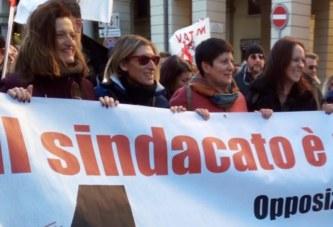 Cgil, parla l'opposizione: «Davvero credete al Landini movimentista?»