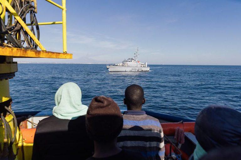 A che punto è la Sea Watch