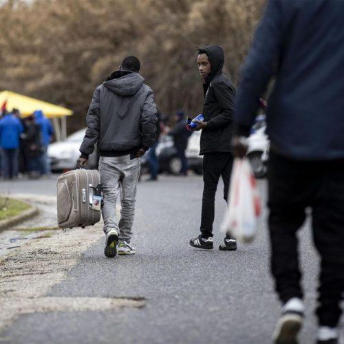 Rifugiati, deportazioni al Cara di Castelnuovo
