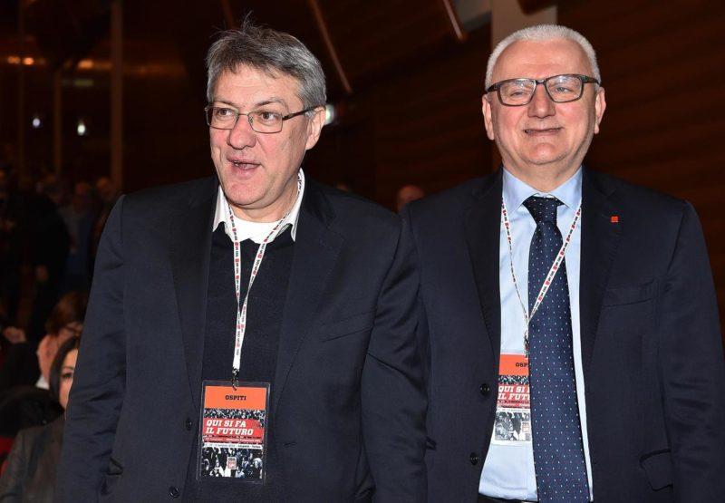 Congresso Cgil, Landini è il nuovo segretario