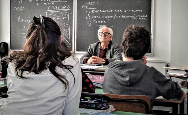 Genova, il partigiano Giotto ricorda i cent'anni dalla rivoluzione spartachista