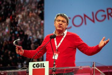 9 febbraio, il debutto di Landini in piazza