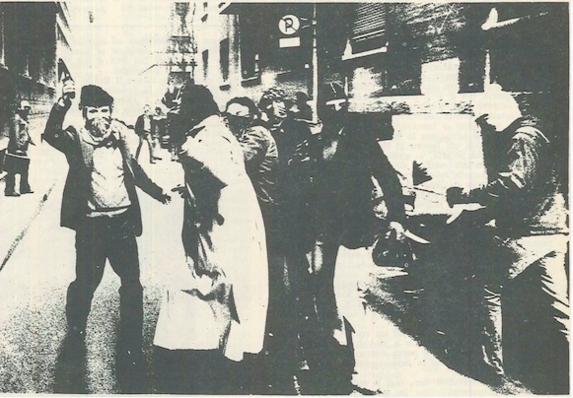 Così Lotta Continua si fece fuori, a Torino, nel '77