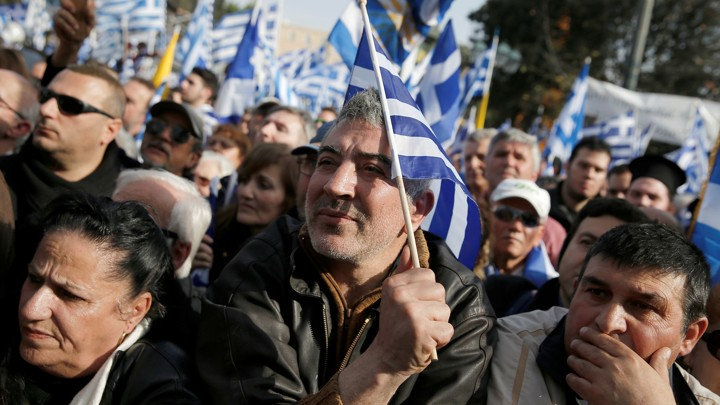 Grecia, così Syriza va verso il centro estremo