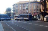 Torino, la militarizzazione dopo lo sgombero dell'Asilo