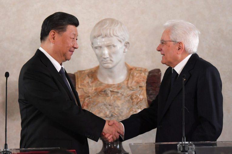 Nuova Via della Seta. la Cina è vicina, al capitalismo italiano