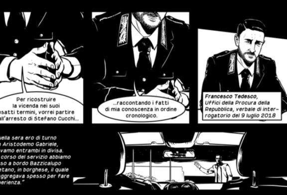 Cucchi, la partita truccata: chiesto il processo per otto carabinieri
