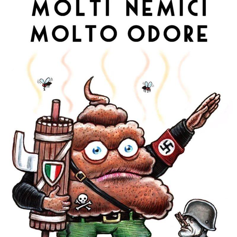 Acerbo: «Mussolini è il cognome di un assassino»