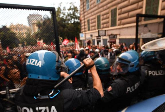 Genova, e se il manganellato non fosse stato di Repubblica?