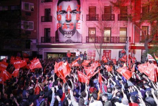 Stato spagnolo, il voto
