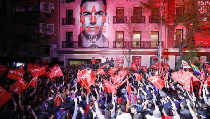 """Stato spagnolo, il voto """"utile"""" ha rubato un milione di voti a Unidas Podemos"""