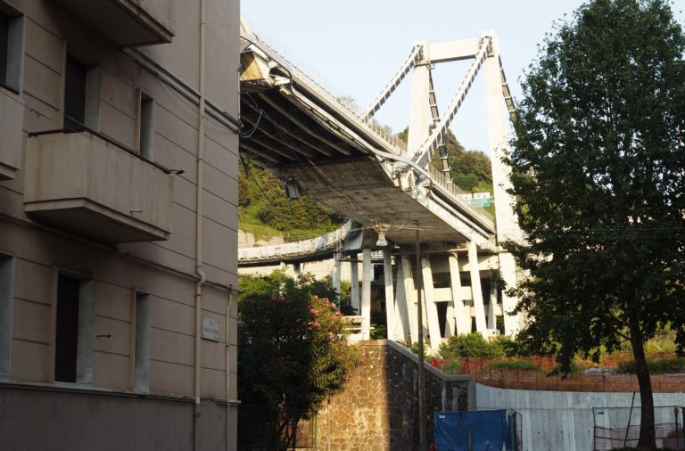 Genova-Certosa. Come Sàigòn