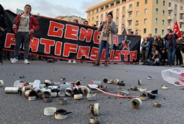 Genova, corteo antifascista per il 30 Giugno