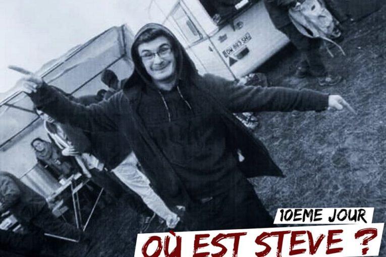 Nantes, desaparecido dopo la carica violenta della polizia