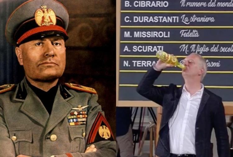 Mussolini l'antifascista