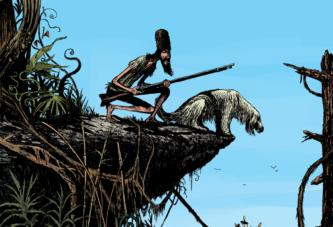 Robinson a fumetti, calvinismo allo stato brado