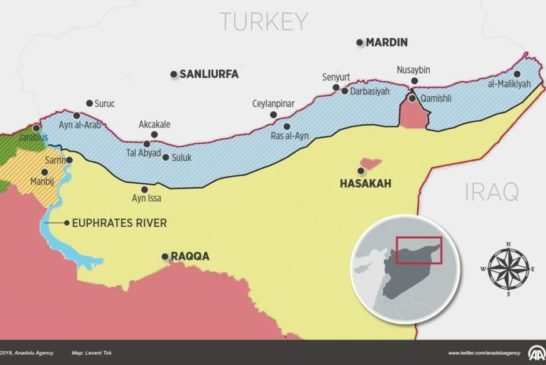 Safe zone e migranti, le carte truccate di Erdogan in Siria