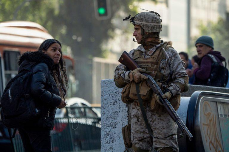 Cile, dal riot nel metrò allo sciopero generale?