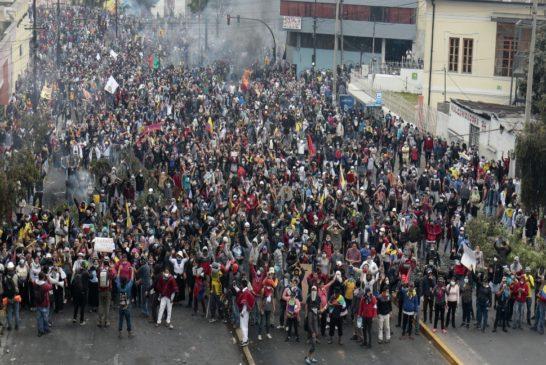 Ecuador: dal centro alla fine del mondo