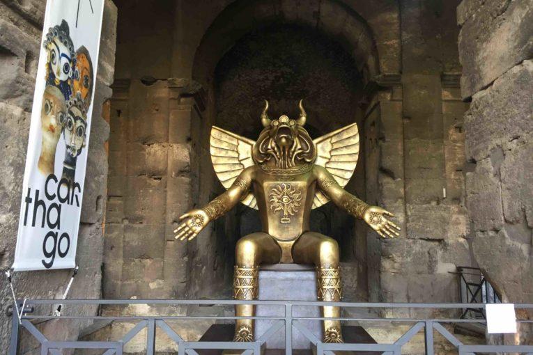 Carthago, il mito al Colosseo