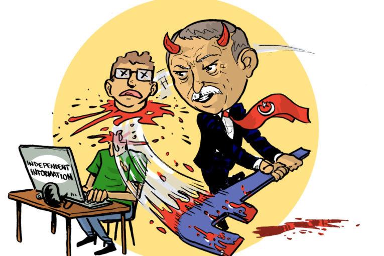 Così Facebook censura i movimenti e appoggia Erdogan e Trump