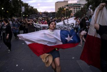 #LaMarchaMásGrande. Un milione di cileni per bruciare il neoliberismo