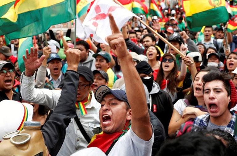 Bolivia, come l'estrema destra ha sfruttato una rivolta popolare
