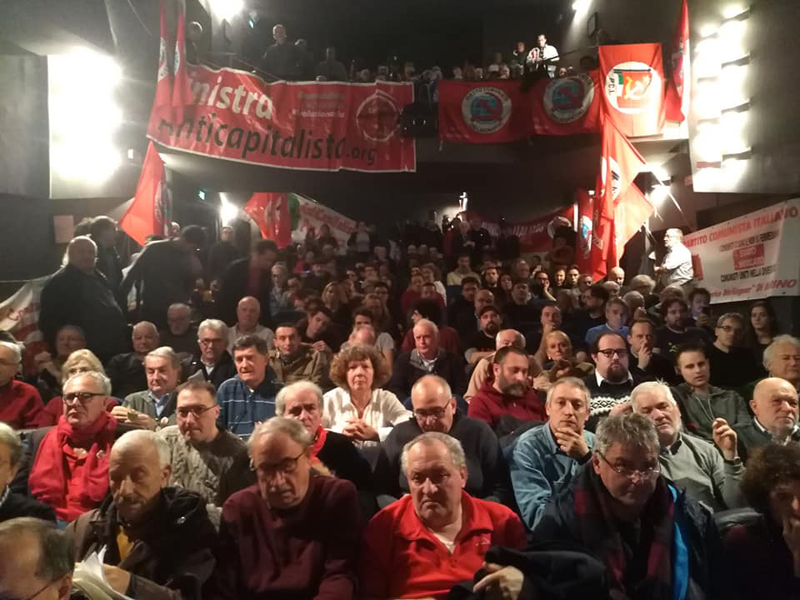 Non lasciare il sociale a Salvini, non delegare l'antifascismo al Pd