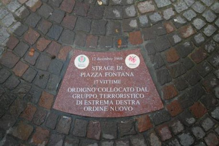 """Piazza Fontana, """"la madre di tutte le stragi"""" cinquant'anni dopo"""