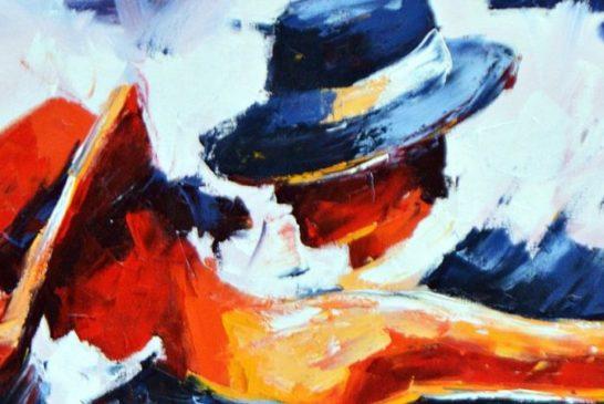 Borges per bandoneon e voce narrante