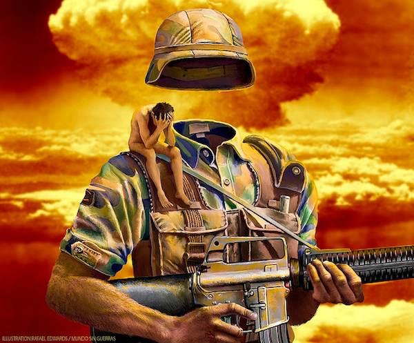 """Venti di guerra, barbarie imperialista e """"missioni umanitarie"""""""