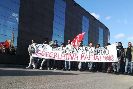 Prato, la #MarciaPerlaLibertà contro i decreti Salvini