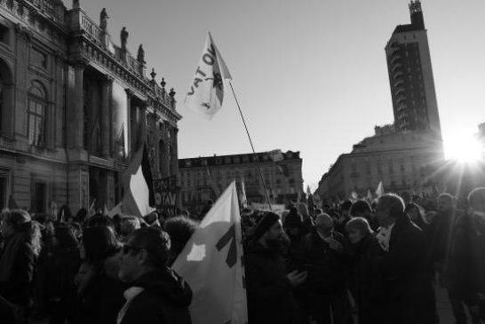 Nicoletta era ovunque! 15mila No Tav a Torino
