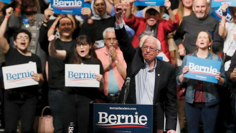 """Il delegato """"math"""" ora preferisce Sanders"""