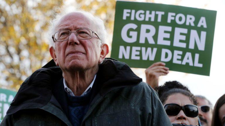 Bernie e il movimento di massa, l'incubo di chi governa il mondo