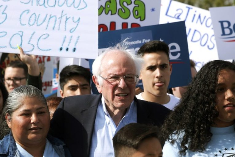 Nevada, così Sanders vince tra i latinos