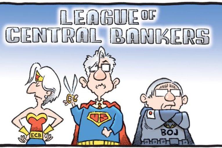Il Draghi non perde il vizio
